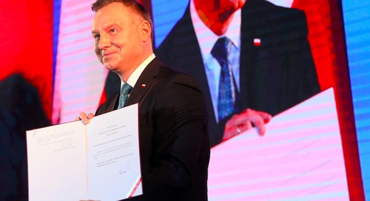 Prezydent właśnie podpisał niezwykle ważną ustawę. Zmieni życie wielu rodzin