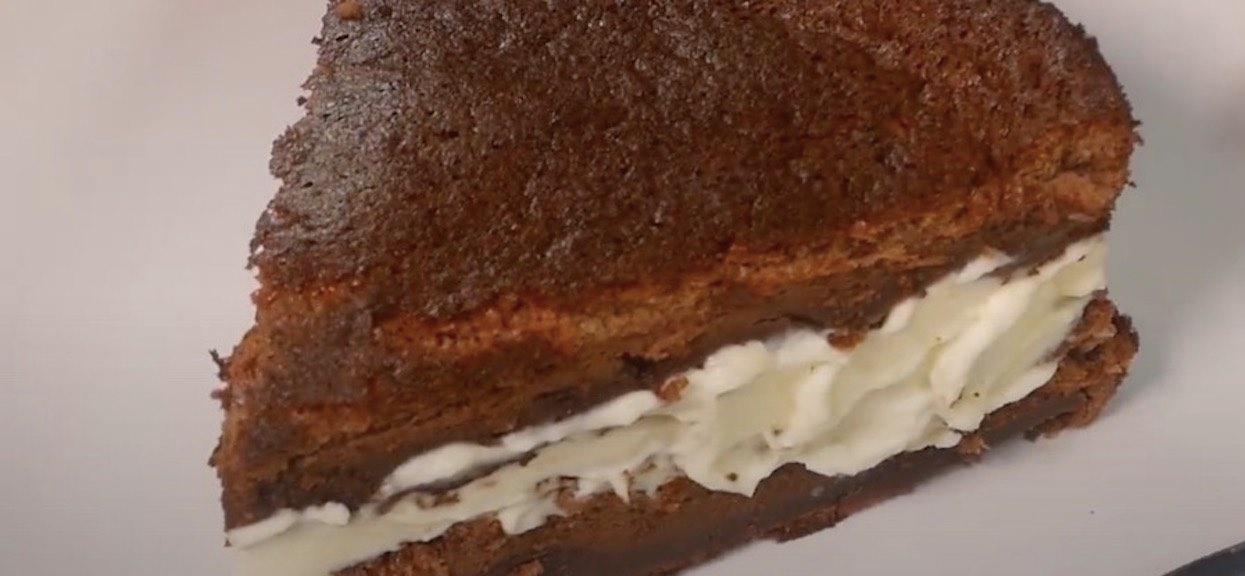 Pyszne ciasto wyczarujesz przy użyciu jedynie dwóch składników