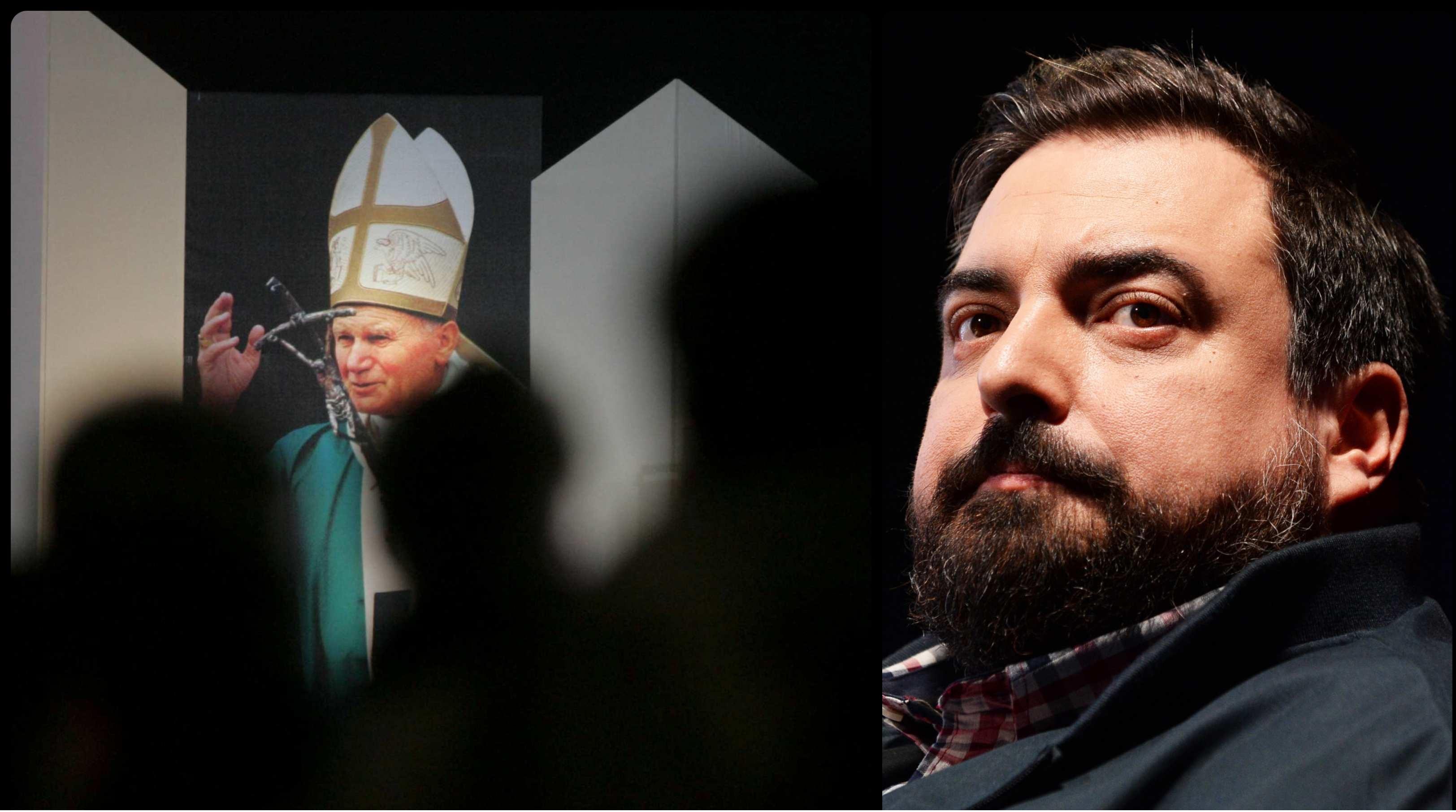 Sekielski zapowiedział nowy filmy o pedofilii w Kościele. W roli głównej pojawi się Jan Paweł II