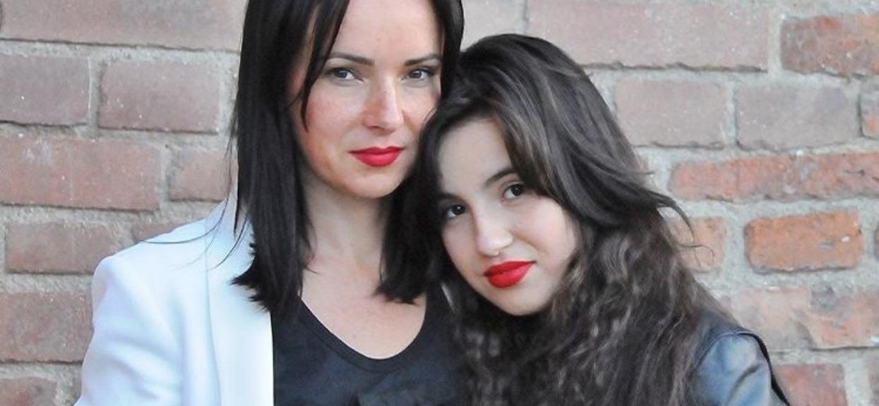 Córka Kasi Kowalskiej pokazała nowe zdjęcie. Jeden szczegół na jej ciele przyprawia o ciarki