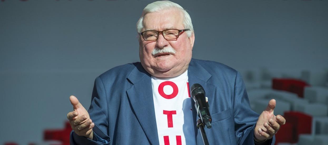 Lech Wałęsa poszedł do fryzjera. Zdecydowanie nie powinien był pokazywać zdjęć, burza w sieci