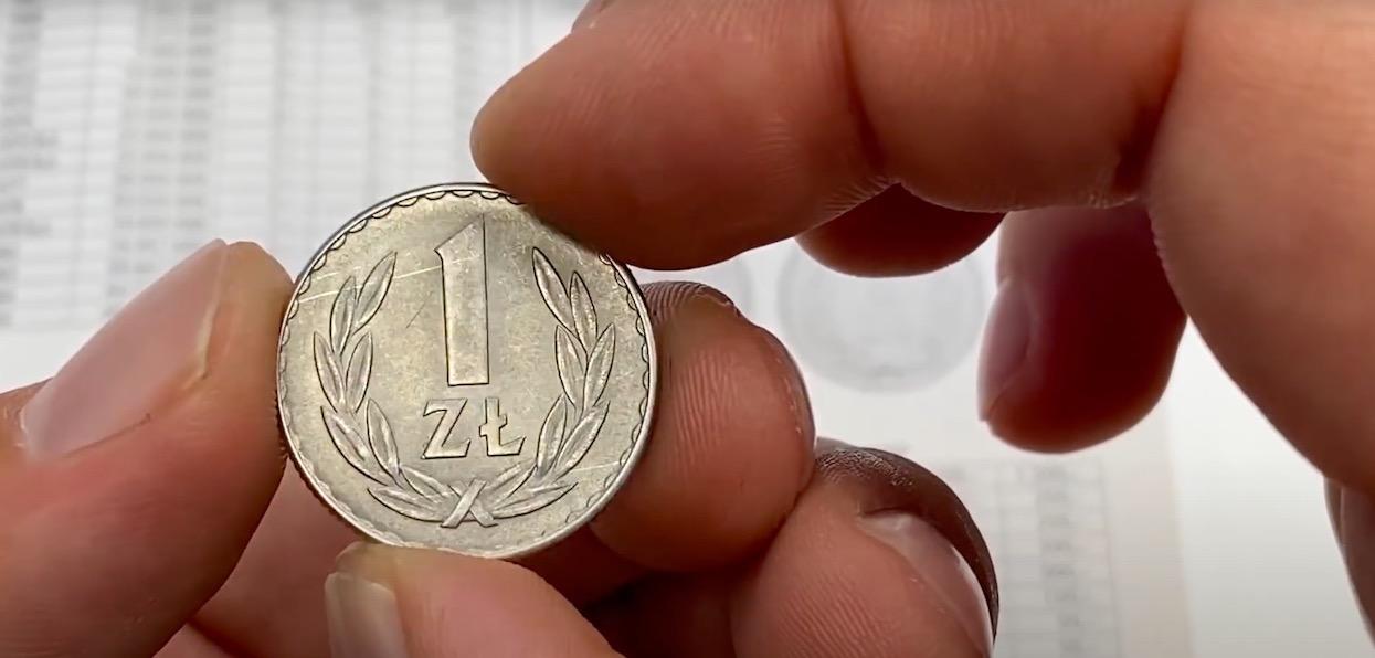 Pozornie zwykła złotówka z czasów PRL jest warta fortunę. Można za nią dostać nawet 1500 złotych