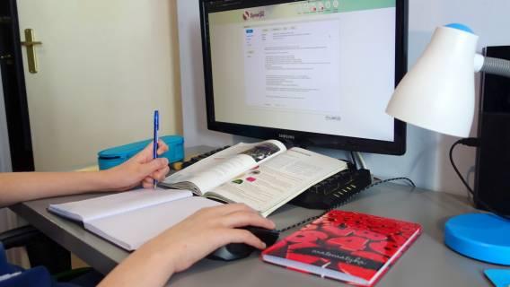 Dziecko - lekcje online