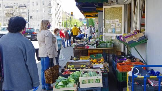 Bób - ceny żywności