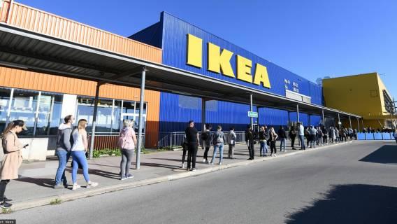 Ikea - zakupy Polaków