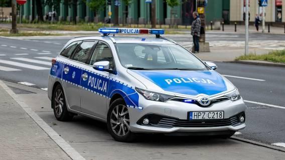 Komisariat policji pod kwarantanną