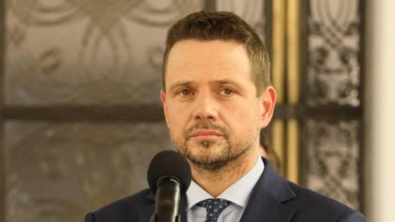 Rafał Trzaskowski kandyduje na prezydenta.