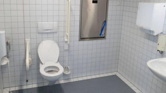 WC było miejscem tragedii.