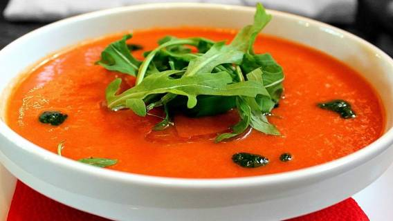 Zupa pomidorowa jak u babci