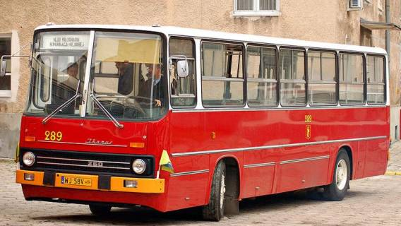 Autobusy Ikarus