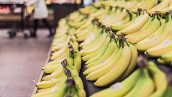 Banany są zdrowe