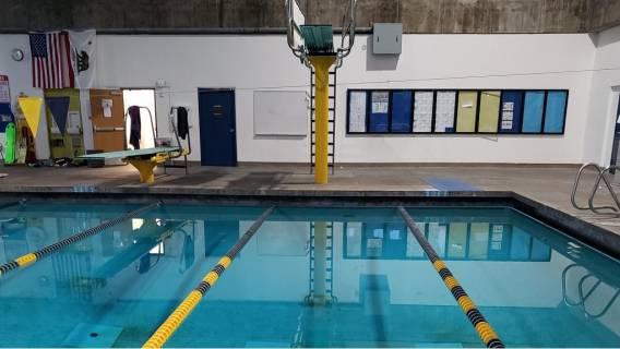 basen jest bezpieczny