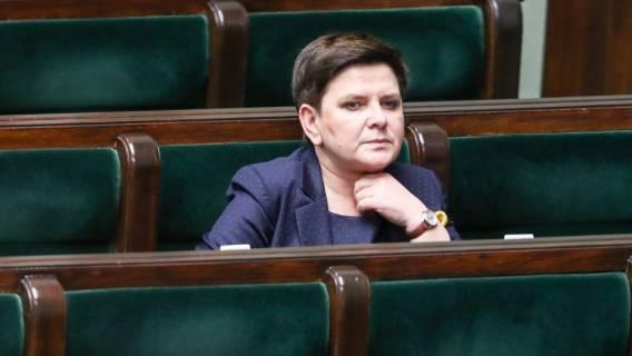 Beata Szydło, zapomniana przeszłość