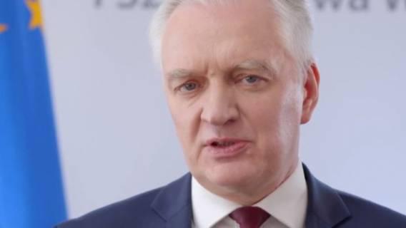 Gowin porozumiał się z Kaczyńskim