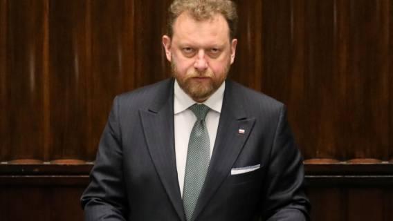 Fryzjer Łukasz Szumowski