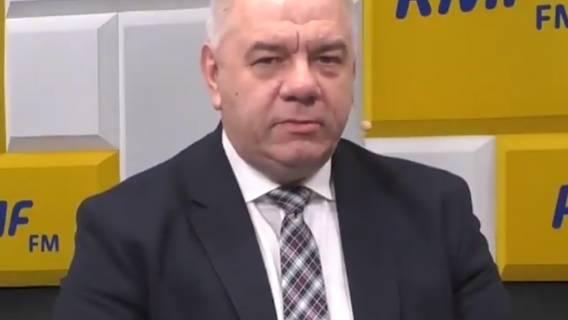 Padło pytanie o koszt już przygotowanych kart do głosowania i pakietów. Jacek Sasin odmówił udzielenia informacji publicznej