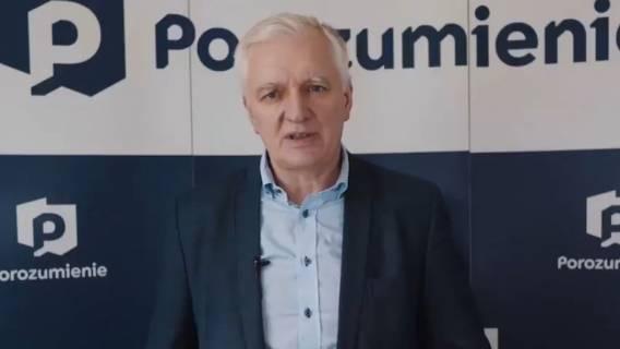 Jarosław Gowin o wyborach