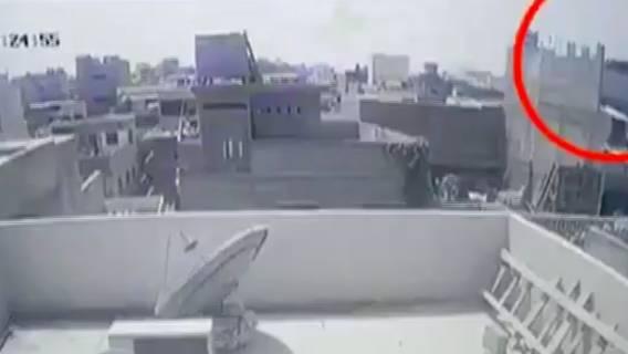 W sieci pojawiło się nagranie z tragicznej katastrofy lotniczej
