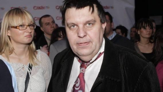 Krzysztof Kononowicz w szpitalu