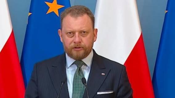 Łukasz Szumowski wydał nagły apel