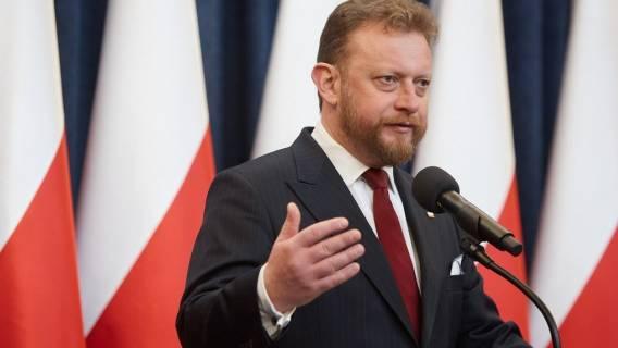 Łukasz Szumowski niespodziewane rozporządzenie