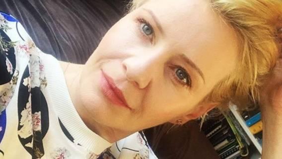 Małgorzata Kożuchowska, przeżycia po porodzie