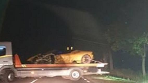 Marcin Bułka rozbił auto