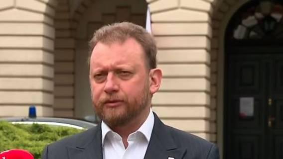 Maseczki Szumowski apeluje