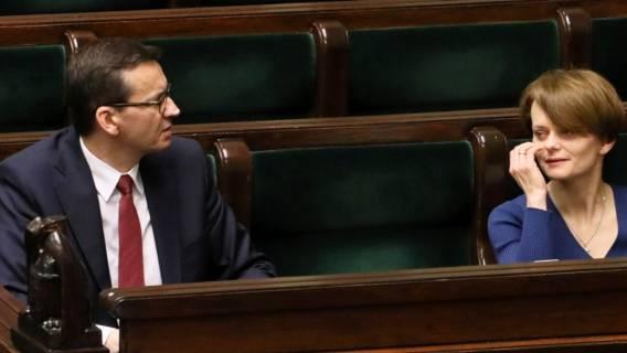 Minister o zniesieniu kolejnych zakazów