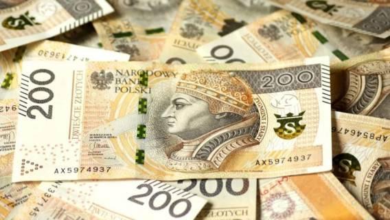 Pieniądze w zasięgu ręki.