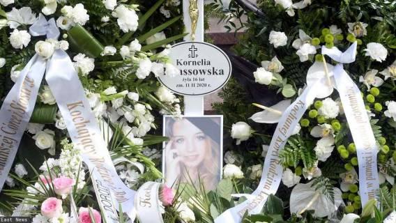Pogrzeb Kornelii Krassowskiej