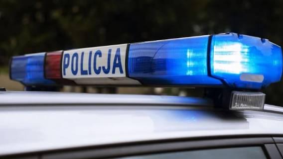 Policja fatalne informacje