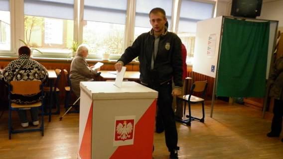 Polonia głosowanie