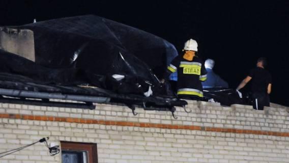 Polsat przekazuje informacje na temat ogromu zniszczeń