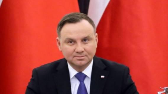 Prezydent Andrzej Duda został wybrany 5 lat temu.