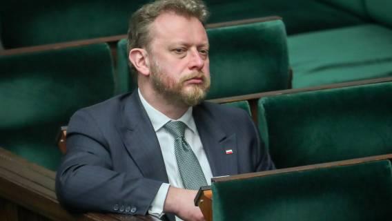 Sejm Łukasz Szumowski
