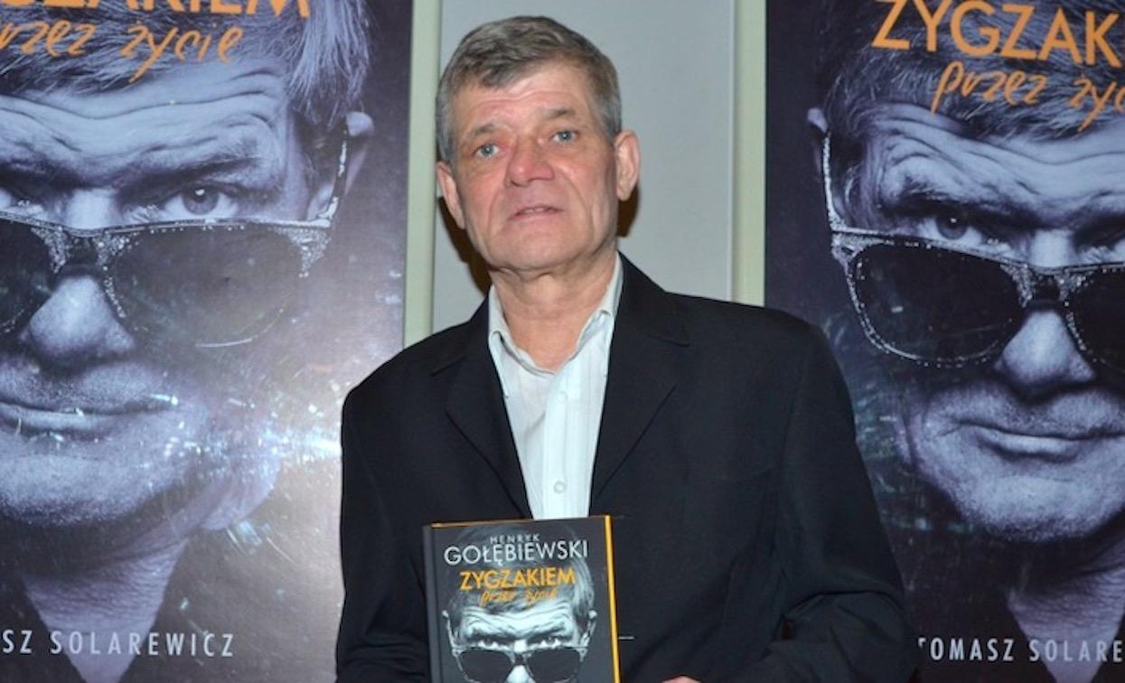 Henryk Gołębiewski obchodzi dziś 64. urodziny. Czego mu życzycie?