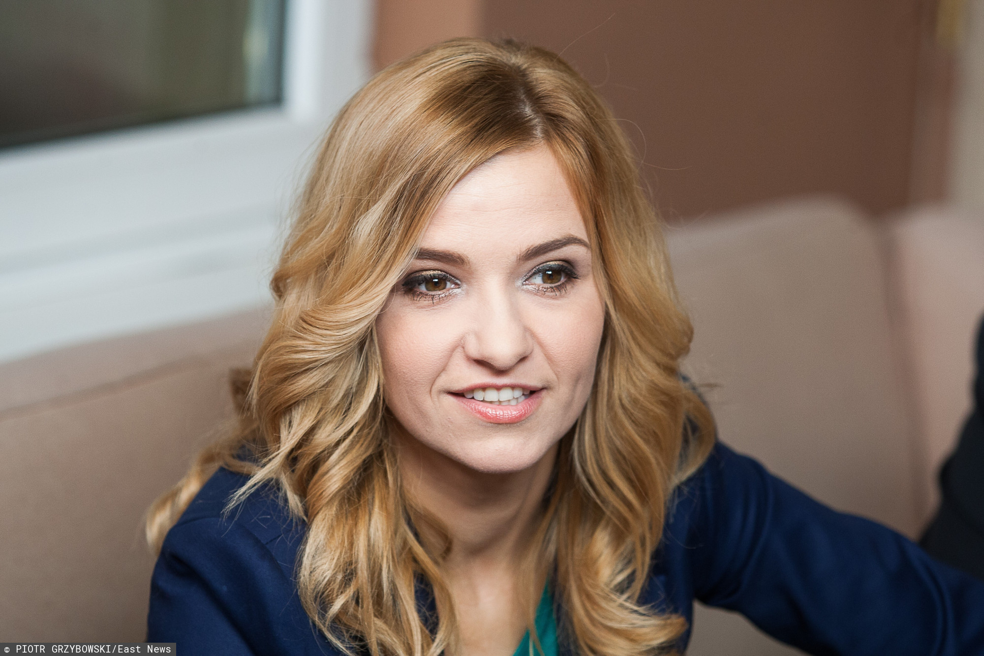 Zdjęcie Koroniewskiej, jak ją Pan Bóg stworzył, pobudziło internautów. Podpis fotografii zdradza całą prawdę