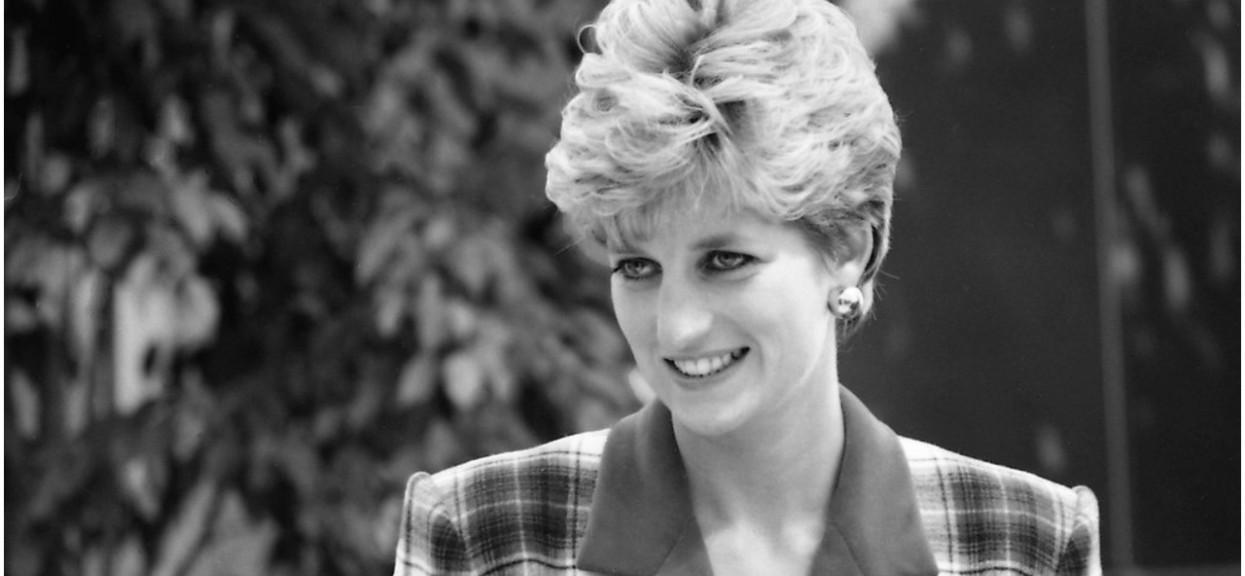 Przez lata nikt nie wiedział. Księżna Diana opalała się bez kostiumu, gdy nakryło ją dwóch robotników. Finał bawi do łez