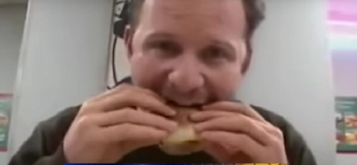 Przez 3-miesiące jadł tylko w McDonaldzie. Efektu nikt nie mógł przewidzieć, jego obecny wygląd odbiera mowę