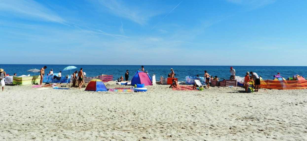 GIS zamyka popularne kąpielisko, na pewno nie ostatnie. Zła wiadomość dla Polaków nad morzem