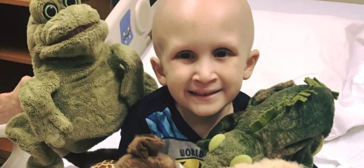 Objawy nowotworu, śmierć 4-latka