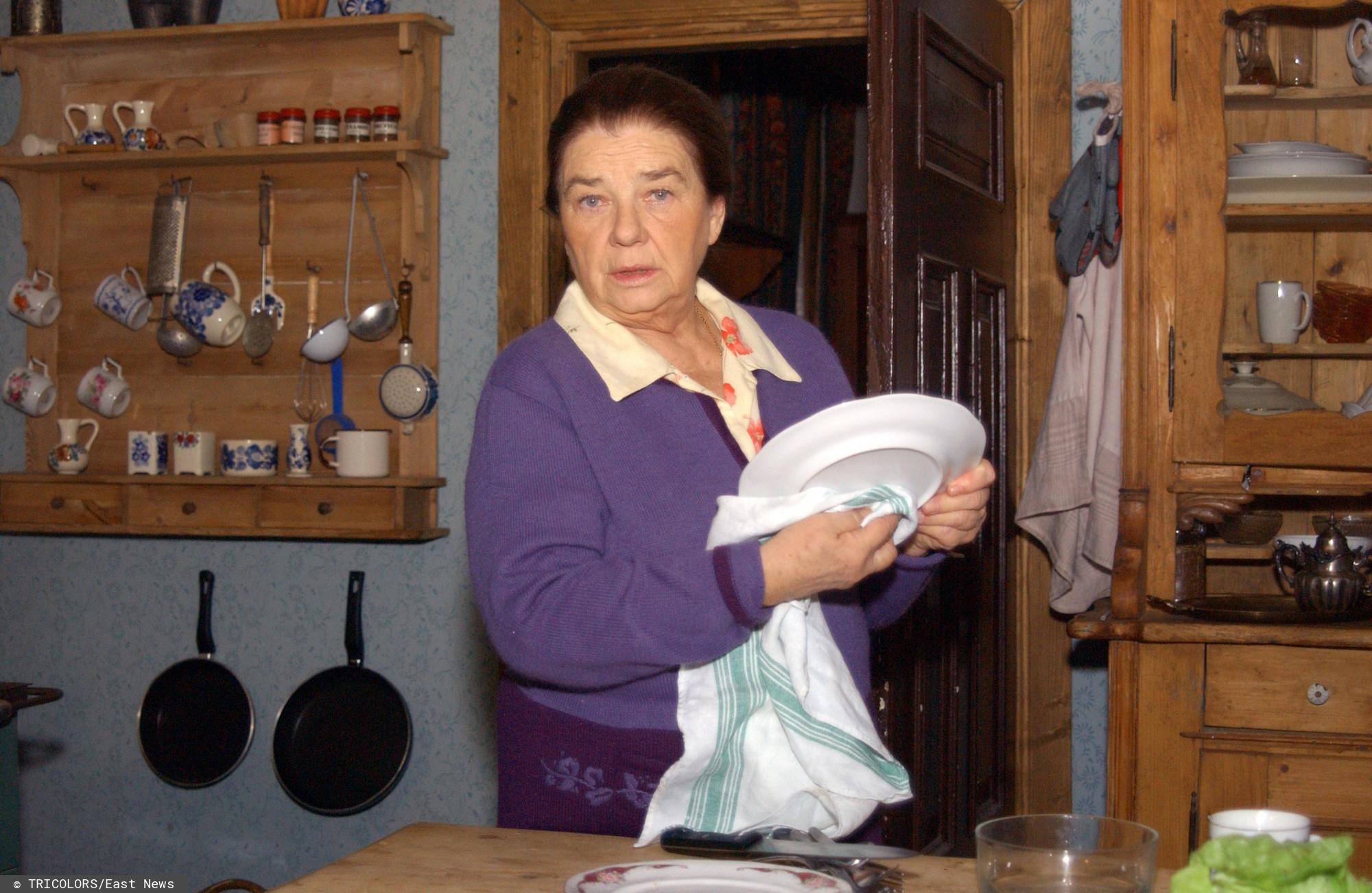 """Smutne informacje o Katarzynie Łaniewskiej, słynnej babci Józi z """"Plebanii"""". Pozostała jej modlitwa"""