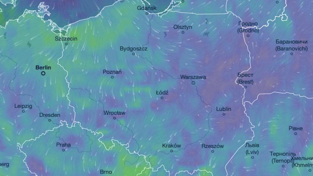 Synoptycy ostrzegają, od środy nad Polską niże i fronty. Temperatura jak w piekarniku, ale co innego będzie najgorsze