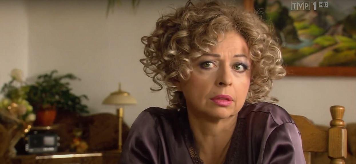 """Pamiętacie Wójtową z serialu """"Ranczo""""? Wyciekły jej nowe zdjęcia, można zdębieć patrząc, jak teraz wygląda"""