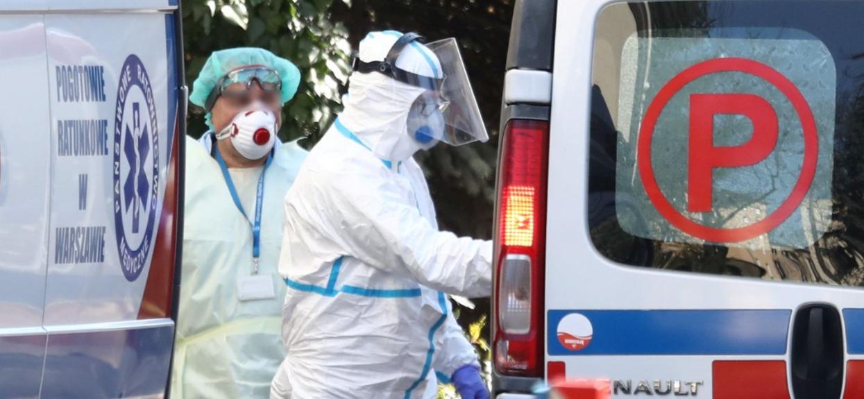 Bunt w pogotowiu, polski szpital pogrążył się w chaosie. Ratownicy skierowali do pacjentów jedną wiadomość
