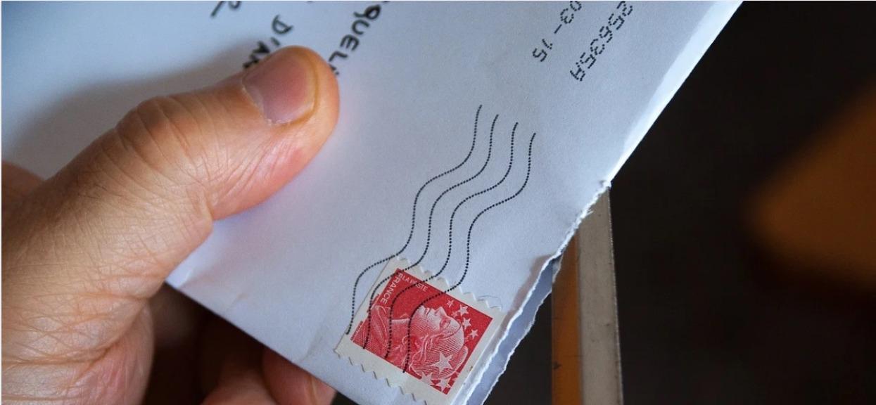 Tata napisał listy do syna