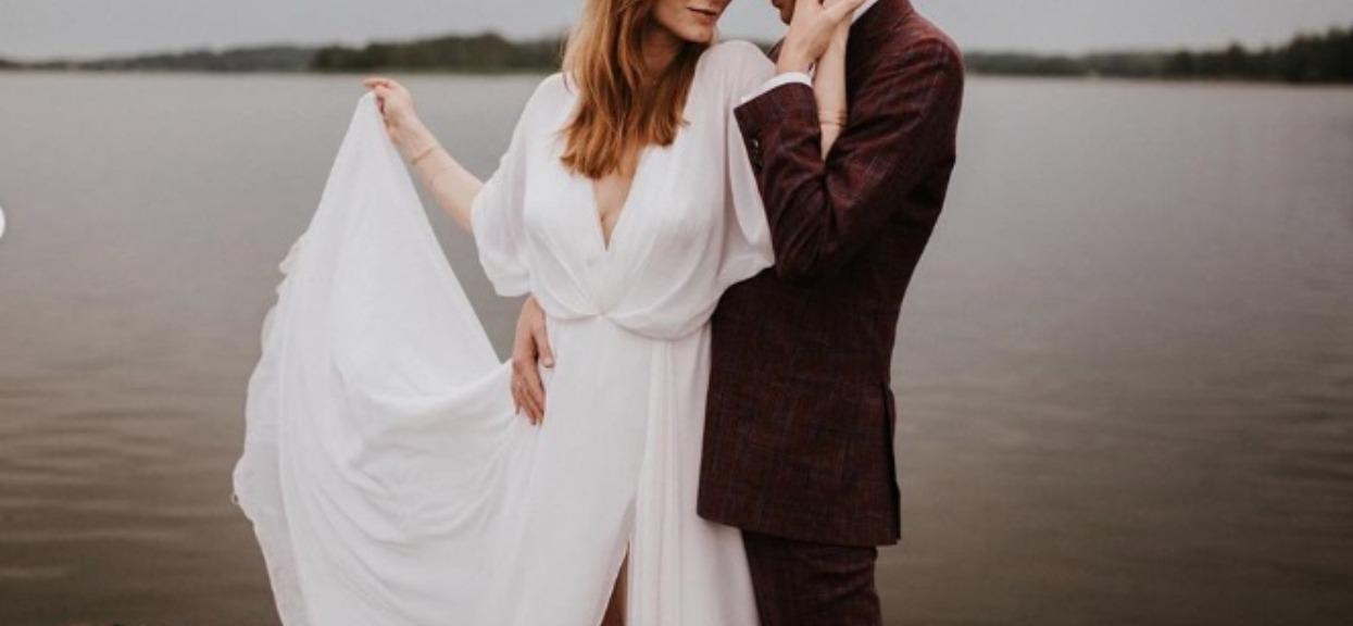 Wszystko trzymała w tajemnicy. Wielka gwiazda TVP wzięła potajemny ślub, mamy zdjęcia