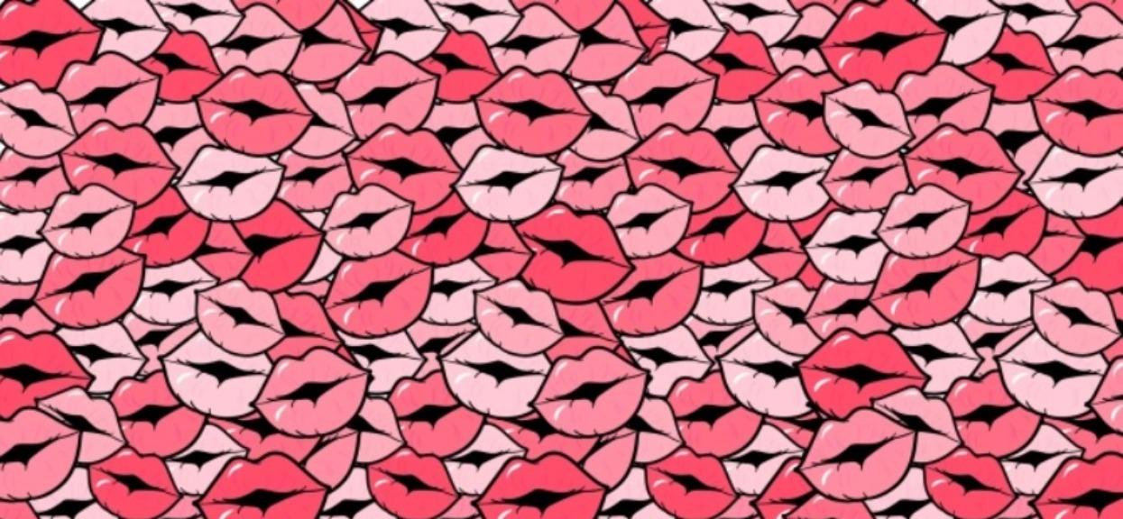 Wśród ust schowana jest szminka. Niepozorna zagadka doprowadza internautów do szału, tylko garstka umie ją znaleźć