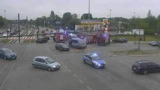 Pijany kierowca spowodował wypadek. Nastolatka w stanie krytycznym